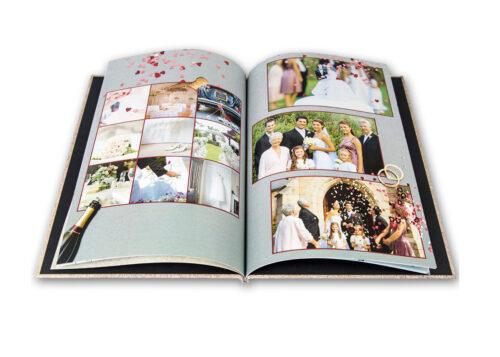 Hardback A4 Portrait Photobook