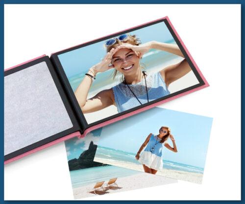 Peel & Stick Photobook