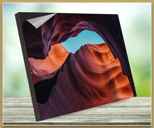 Photo Wood Panel - A3 - Landscape