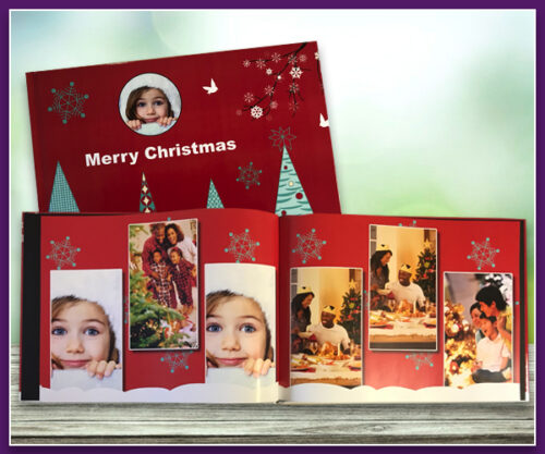 2021 Christmas Theme Photobook