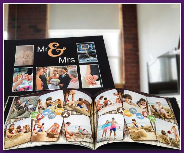 Matt Cover Photobooks